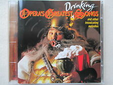 Opera´s Greatest Drinking Songs and other Intoxicating Melodies - CD