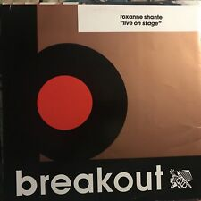 ROXANNE SHANTE • Live On Stage • Vinile 12 Mix • 1989 BREAKOUT