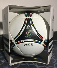 Adidas Tango 12 UEFA Euro 2012 Official Match Ball Football Soccer X16857 Size 5