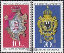 BRD (BR.Deutschland) 764-765 (kompl.Ausg.) FDC 1973 IBRA