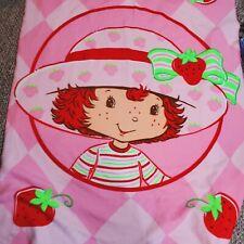 Strawberry Shortcake Throw