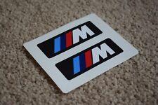 BMW M Racing Car Sportscar F1 Race Turbo Rally Decal Sticker Logo M3 M4 M5 50mm