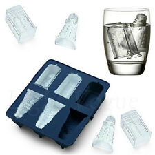 New Doctor Who Silicone Ice Cube Tray Candy Chocolate Baking Molds Mould
