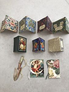 100 Price Labels, Gift Tags,Birthday Tags: William Morris, Sanderson, Etc