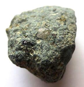 Kimberlite Uncut Natürlich Grobem Diamanten Diamant