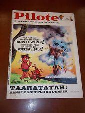 """""""PILOTE no 484"""" (1968) PILOTORAMA - LES MINCOPIES"""