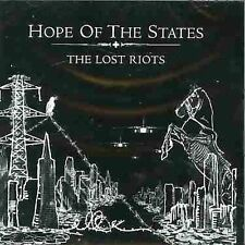 The Lost Riots by Hope of the States (CD, Jun-2004, Sony) Slim Paperback Case