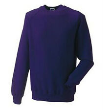 3X PURPLE SWEAT SHIRT FOR RED HAT LADIES OF SOCIETY READS: YOUNG AT HEART
