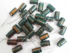10pcs 1000uF 6.3V 8x12mm Electrolytic Radial Motherboard Capacitor
