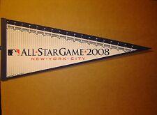 2008 New York Yankees MLB All Star Game Baseball Pennant