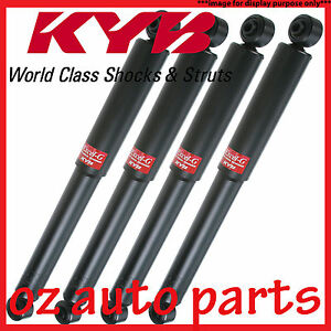 LAND ROVER DEFENDER 4WD WAGON 1/1983-12/1992 F & R KYB SHOCK ABSORBER