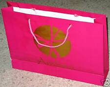 Beautiful Pink colour solid quality paper bag - Ambre