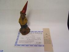 Tom Clark Cairn Studio Shiner Hand Cast w/ certificate 1988 Ink Signed