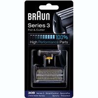 BRAUN 4000 Series Shaver Foil + Cutter Head Set 4775 4740 4745 4735 4736 4737