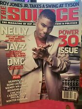 Nelly The Source Magazine