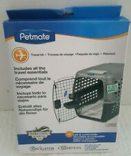 NEW Petmate Complete Airline Travel Kit Keep Pets Safe & Comfortable