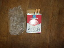 """NEW Marlboro Cigarette Pack Clock, """"A Beautiful Day"""" Collectable *FREE SHIPPING*"""