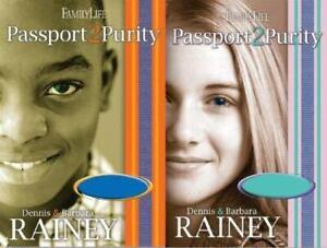 FamilyLife Passport 2 Purity P2P LIfe Changing Parent Pre Teen Getaway Kit