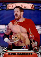2016 Topps WWE Anti-Authority Perspectives #8AA King Barrett  50 CENT SHIP