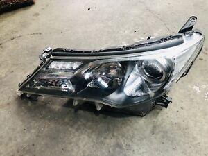 2014 Toyota Rav4 Left Headlight Used