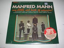 Manfred Mann My Little Red Book Of Winners! LP sealed Mint Sundazed 180 gram RE