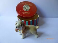WADE WHIMSIE LADY WITH ORIGINAL HAT BOX DISNEY NICE