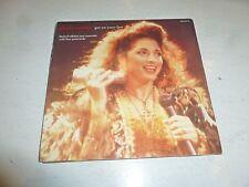 """GLORIA ESTEFAN - Get On Your Feet - 1989 UK limited edition tour souvenir 7"""""""