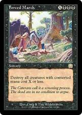 FORCED MARCH Mercadian Masques MTG Black Sorcery RARE