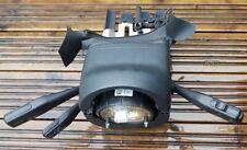 🌟Audi A3 8P Cruise Control Kit. Stalk/ Squib / Cowling. Black.