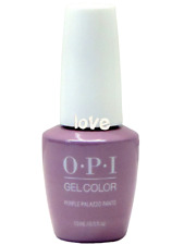 OPI GelColor New Gel Nail Polish Soak-Off GC V34- Purple Palazzo Pants