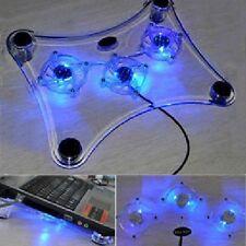 USB 3 Fan Cooler PAD Plateau pour consoles portables