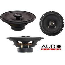 Sistema audio mxc165 165 mm Coaxialsystem mxc165 2 VIE ALTOPARLANTI CAVO COASSIALE NUOVO