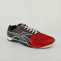 Reebok Crossfit Nano 3.0 V47094 Black Red White Training Shoes CF74 Mens Size 14