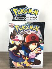 Pokémon Noir et Blanc Coffret Lot Manga Tomes 1 à 5 / 1 2 3 4 5