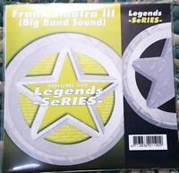LEGENDS KARAOKE CDG FRANK SINATRA III BIG BAND SOUND #119 OLDIES 16 SONGS CD+G