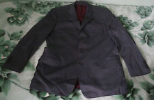 Mens Grey Ted Baker Suit, Chest 44R Trousers 37