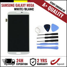 A+ LCD TOUCH SCREEN/SCHERM/ÉCRAN WHITE + TOOLS FOR SAMSUNG GALAXY MEGA 6.3