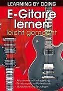 E-Gitarre lernen leicht gemacht - 9783895555763