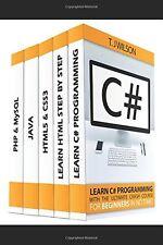 Programming For Beginner's Box Set: Learn HTML HTML5 & CSS3 Java PHP... NEW BOOK
