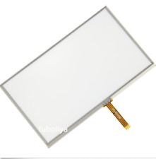 "5.0"" HSD050IDW1 AT050TN33 resistive touch screen digitizer panel for 120*74mm BF"