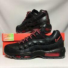 Nike Air Max 95 UK11 AV7014-001 Greatest Hits Runnin' Gunnin' EUR46 US12 black N