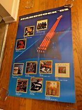 Hardrock '83:Kiss_Dio_Rush_Black Sabbath_Thin Lizzy_Lita Ford_(1983 Poster)