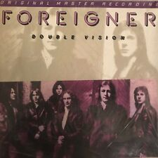 Foreigner - Double Vision(Limited Edition Vinyl), 1978 MFSL 1-052
