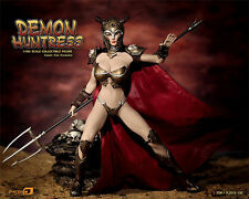 1/6 Scale Phicen Female Figure Demon Huntress 28.5cm Height Model Collection