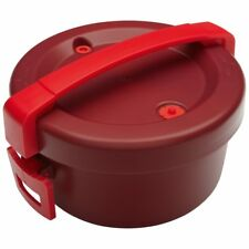Kuhn Rikon Duromatic Micro- Microwave Pressure Cooker- Red