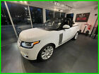 2016 Land Rover Range Rover Supercharged 2016 Big Body Supercharged V8 Convertible Super Rare!!!