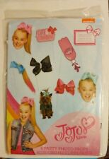 Jojo Siwa Girls Party Favors: Pack of 8 Photo Props brand new in package