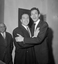 Andre Claveau 1958 Eurovision Song Contest winner France OLD MUSIC PHOTO 7