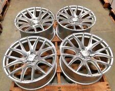 "18"" Miro 111 Machined Wheels For BMW E60 E61 525 530 545 550 2004-2010 Rims Set"