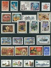 Soviet Union   Collection of MNH  Stamps...................B 7810-83